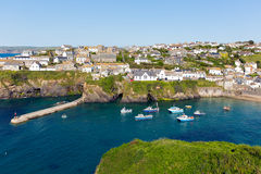 Port Isaac Stock Photography