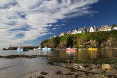 Port Isaac, North Cornwall. Stock Image