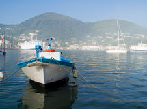 Port of Ischia Royalty Free Stock Images