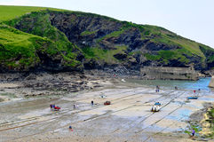 Port Issac images stock
