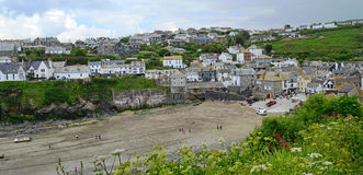 Port Issac Royalty Free Stock Photography