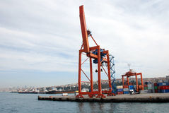 Port of Istanbul Stock Photography