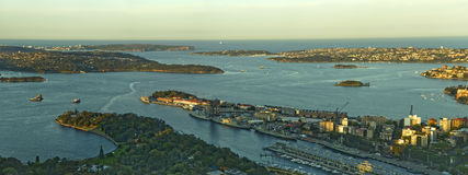 Port Jackson in Sydney Stock Images