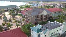 Port Jamaïque de port de croisière de Falmouth Image libre de droits