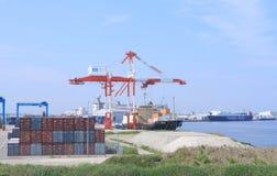 Port of Kanazawa Ishikawa Japan Stock Photography