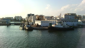 Sfax - Kerkena Royalty Free Stock Photo
