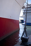 Port of Kiel Royalty Free Stock Images