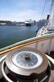 Port of Kiel Stock Photos