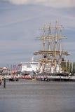 Port of Kiel Royalty Free Stock Image