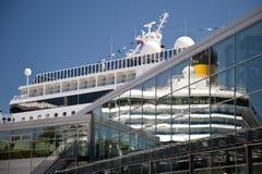Port of Kiel Royalty Free Stock Photos