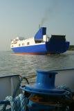 Port Klaipeda Baltic sea Lithuania Royalty Free Stock Photo