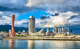 The Port of Kobe - Japan Stock Images