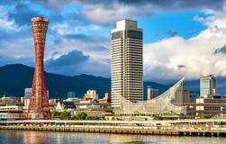 The Port of Kobe - Japan Royalty Free Stock Image