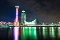 Port of Kobe Tower Kansai Japan Stock Photos