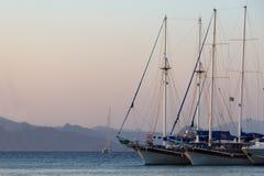 Port of Kos Royalty Free Stock Photo