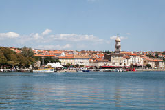 Port of Krk, Croatia Royalty Free Stock Photography