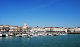 Port La Rochelle Royalty Free Stock Photo