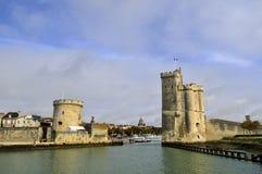 Port of La Rochelle Stock Photos
