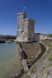 Port of La Rochelle Stock Photography