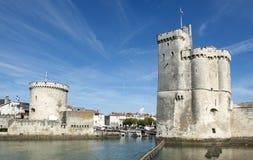 Port of La Rochelle Stock Photography