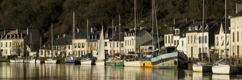 Port-Launay Royalty Free Stock Photos