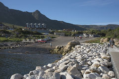 PORT LE CAP-OCCIDENTAL AFRIQUE DU SUD DE KLEINMOND - Photos libres de droits