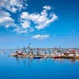 Port le Massachusetts USA de Cape Cod Provincetown Images stock