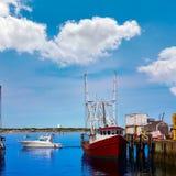 Port le Massachusetts USA de Cape Cod Provincetown Photos stock