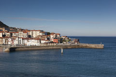 Port of Lekeitio Royalty Free Stock Photo