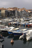 Port Lekeito, Baskijski kraj, Hiszpania Obrazy Stock