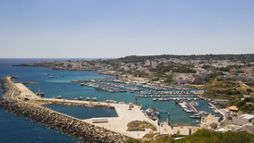 Port of Leuca Stock Images