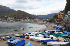 Port of Levanto, Italy Royalty Free Stock Image