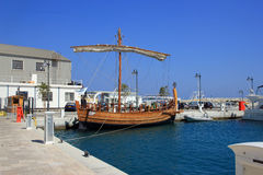 Port in Limassol Royalty Free Stock Image