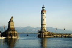 Port Lindau Stock Photos