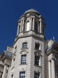 Port of liverpool building. Majestic shot of port of liverpool building Stock Photos