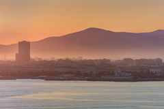 Port of Livorno, Italy Stock Images