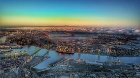 Port of Los Angeles Royalty Free Stock Photo