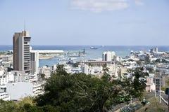 Port Louis Royalty Free Stock Photo