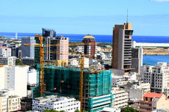 Port louis Stock Photo