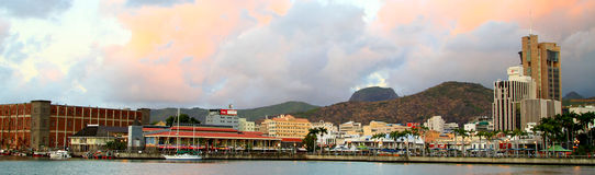 Port louis Stock Photography
