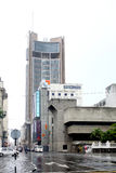 Port Louis cityscape Royalty Free Stock Photo