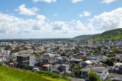Port Louis, Isola Maurizio Immagini Stock Libere da Diritti