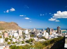 Port Louis Mauritius Stockbild