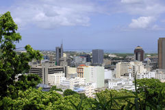 Port Louis / Mauritius Royalty Free Stock Images