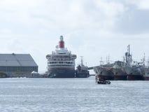 Port Louis, Mauritius royalty free stock image