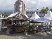 Port Louis, Mauritius royalty free stock photo