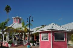 Port Lucaya at bahamas Stock Photos