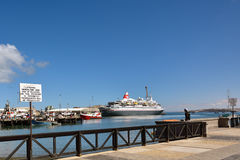 Port of Luderitz, Namibia Stock Photography