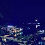 Port Makassar zdjęcie royalty free