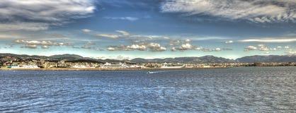 Port of Mallorca Royalty Free Stock Image
